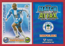 Wigan Athletic Charles N`Zogbia France